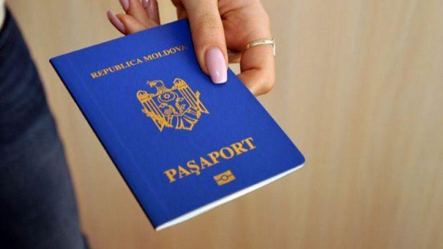 Восстановление паспорта в республике Молдова