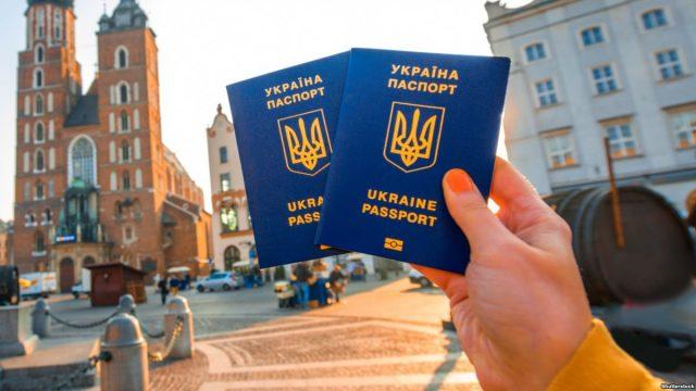 Сроки изготовления паспорта Украины