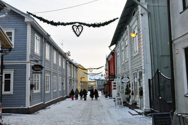 Финляндия для переезда