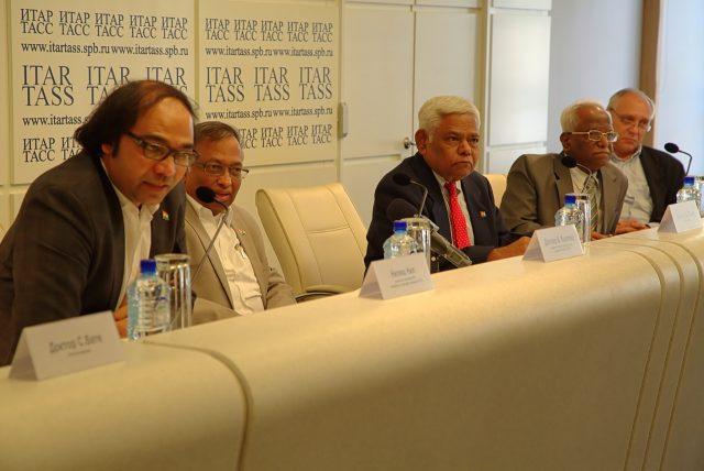 Заседание в Индии