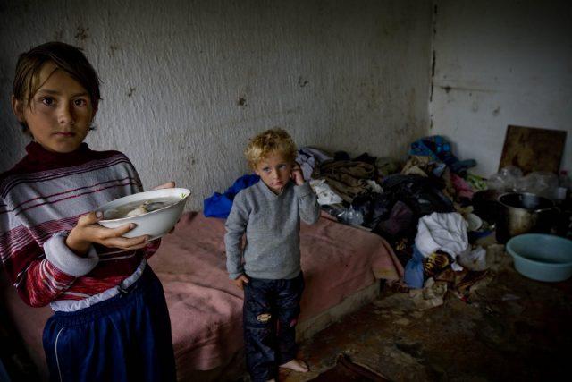 Причины нищеты в России