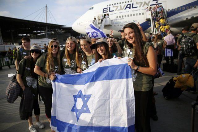 Туристы из Израиля