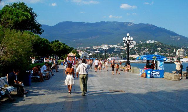 Комфортные города в Крыму