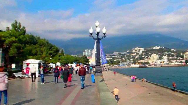 Город в Крыму