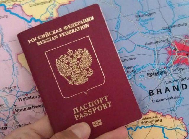 Загранпаспорт для въезда в Киргизию