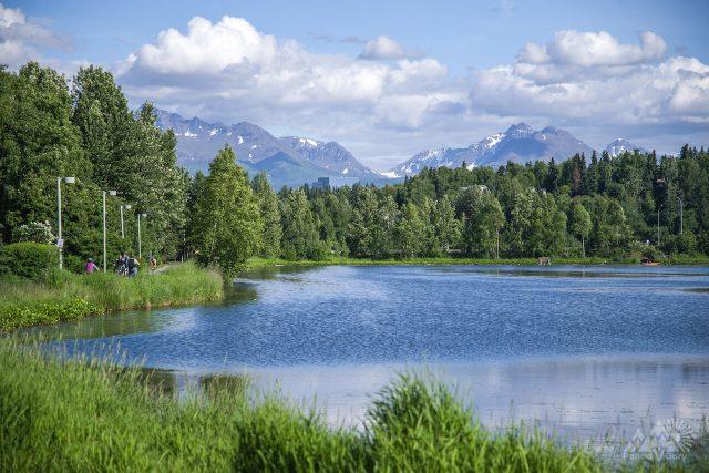 Разная Аляска