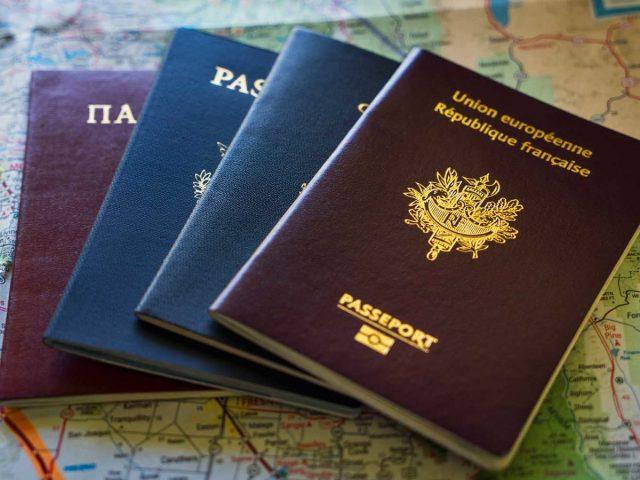 Двойное гражданство в Чехии и России