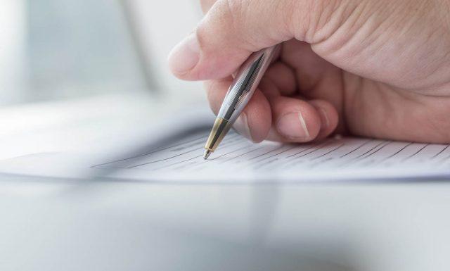 Как составить и написать автобиографию для гражданства