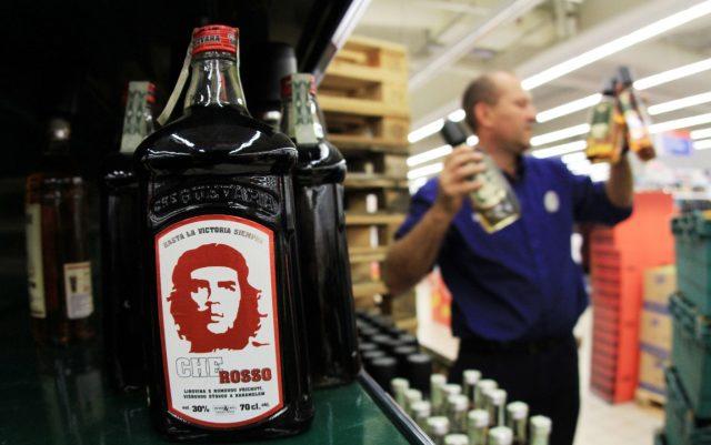 Ввоз в страну алкоголя разрешается только совершеннолетним гражданам
