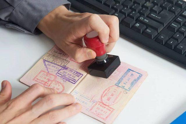 Пять дней в среднем рассматривается заявление для подачи на визу
