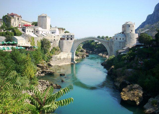 Босния и Герцеговина привлекает туристов своей красотой