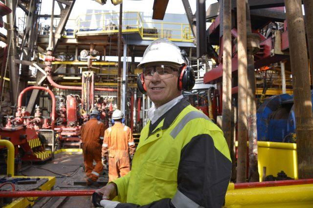 Работа на нефтяных и буровых платформах