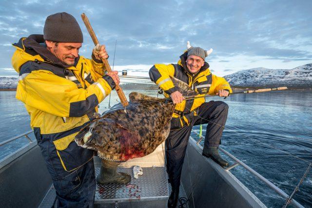 Рыбный промысел в Норвегии