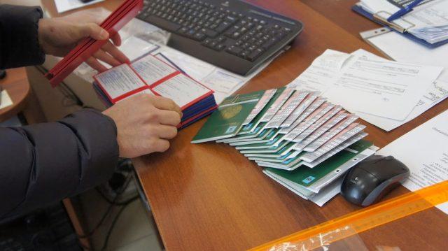 На территории РФ обязателен миграционный учет